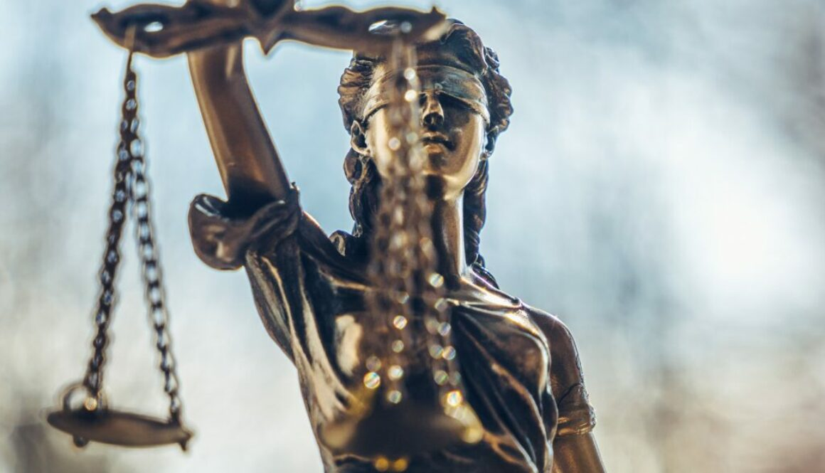 lady justice short
